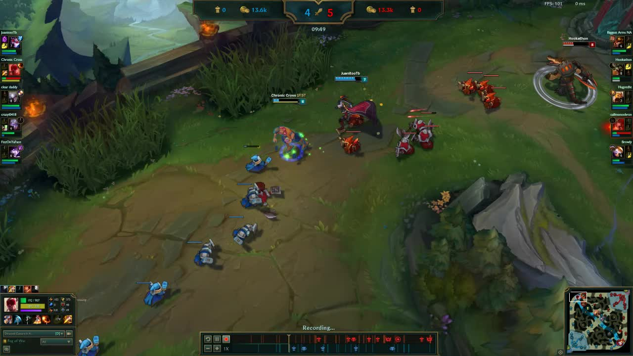Horrible gank GIFs