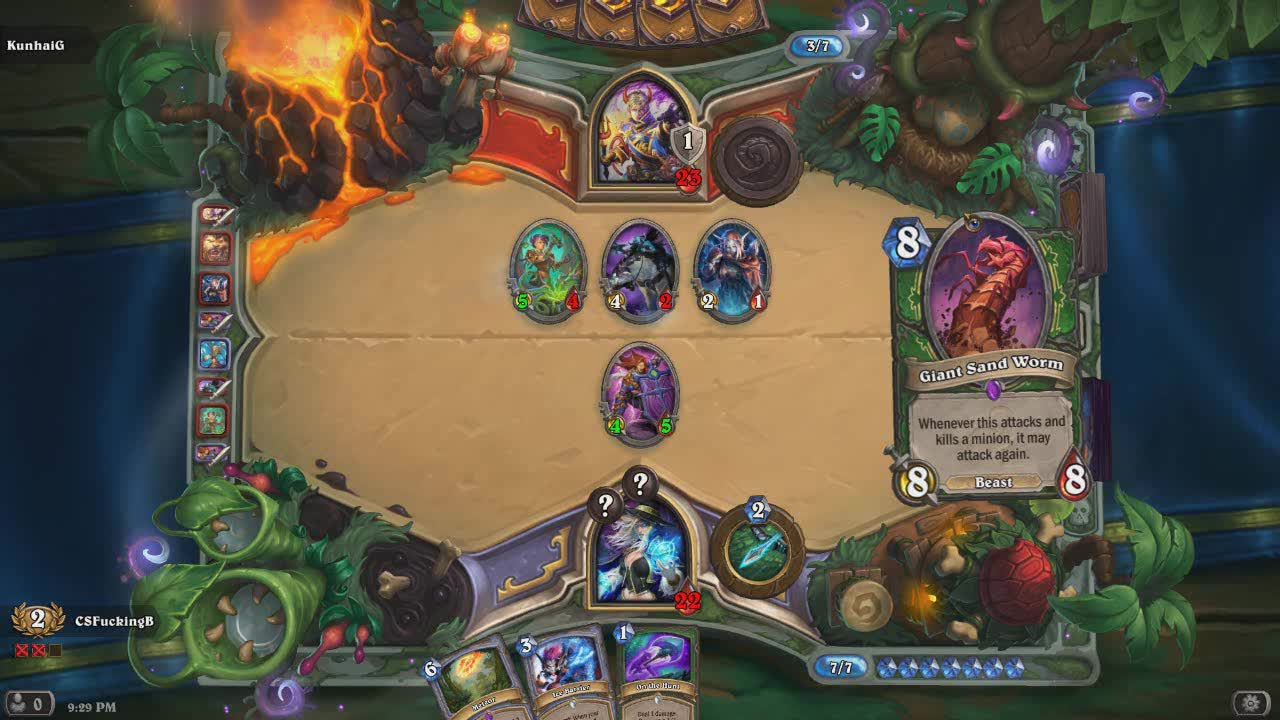 Hearthstone counterspell gif GIFs