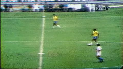 Watch and share Jairzinho. Brazil - Czechslovakia. 1970 GIFs by fatalali on Gfycat
