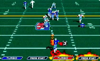 Watch and share Nfl Blitz 2000 GIFs and Seahawks GIFs on Gfycat