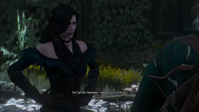 Watch Witcher 3 Search for Signs of Craven Near the Sacred Tree Using Your Witcher Senses GIF on Gfycat. Discover more action role-playing game (video game genre), the witcher (video game), the witcher 3: wild hunt (video game) GIFs on Gfycat