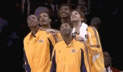 Watch lakers GIF on Gfycat. Discover more related GIFs on Gfycat