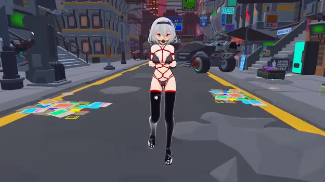 Watch and share [Unity3D] Elina Return Of Succubus GIFs by witchstudios222 on Gfycat
