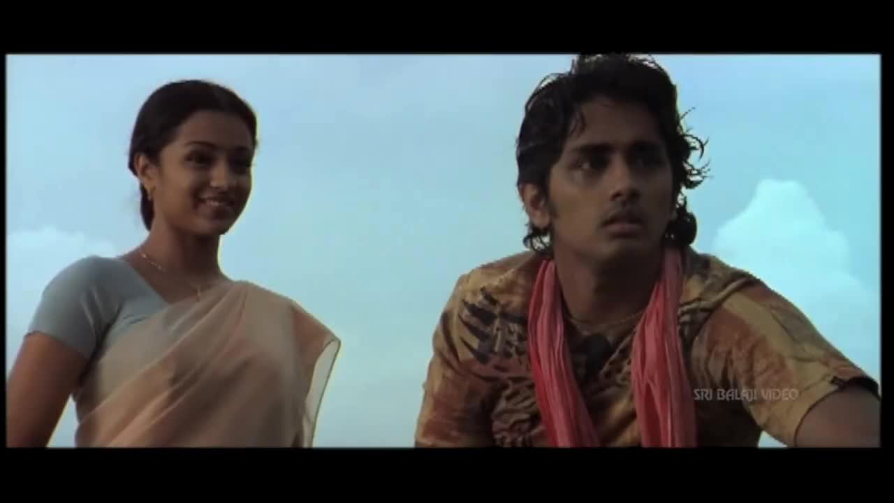 Nuvvostanante Nenoddantana Songs | Ghal Ghal (Aakasam Thakela) Video Song |  Sidd... | Gfycat