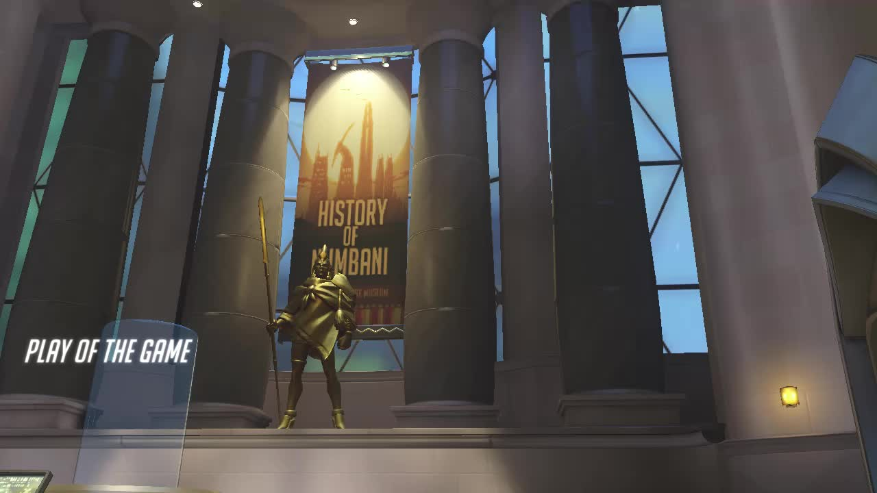 Overwatch, blade, gaming, genji, genji blade, ow, play of the game, potg, team kill, ult, ultimate, Gaming GIFs