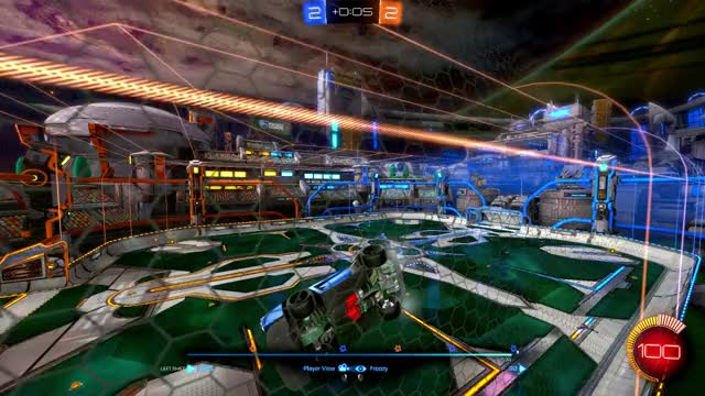Watch 145kph top corner btw GIF by FroozyRL (@froozy) on Gfycat. Discover more RocketLeague GIFs on Gfycat