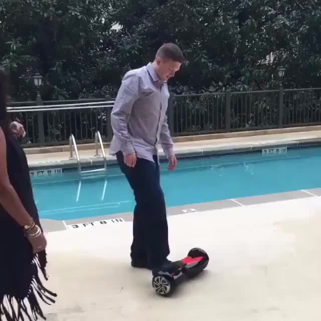 Watch and share Hoverboard Fails GIFs on Gfycat