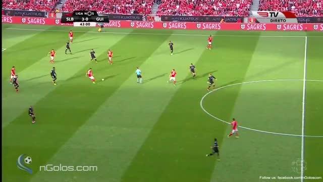 Watch and share (www.nGolos.com) Benfica 4-0 V. Guimaraes - Jonas 44' GIFs on Gfycat