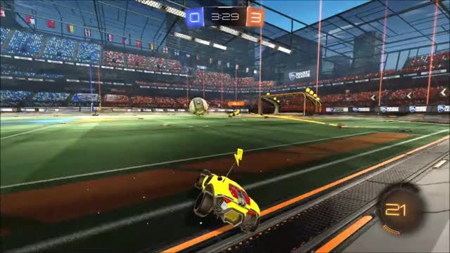 Watch and share Rocket League GIFs by calculated on Gfycat