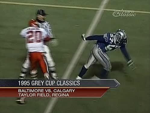 Watch Strut (1995) GIF by Archley (@archley) on Gfycat. Discover more 1995, 83rd, Baltimore, CFL, CFLUSA, Calgary, Celebration, Football, Grey Cup, OJ Brigance, Stallions, Stampeders, Taylor Field GIFs on Gfycat