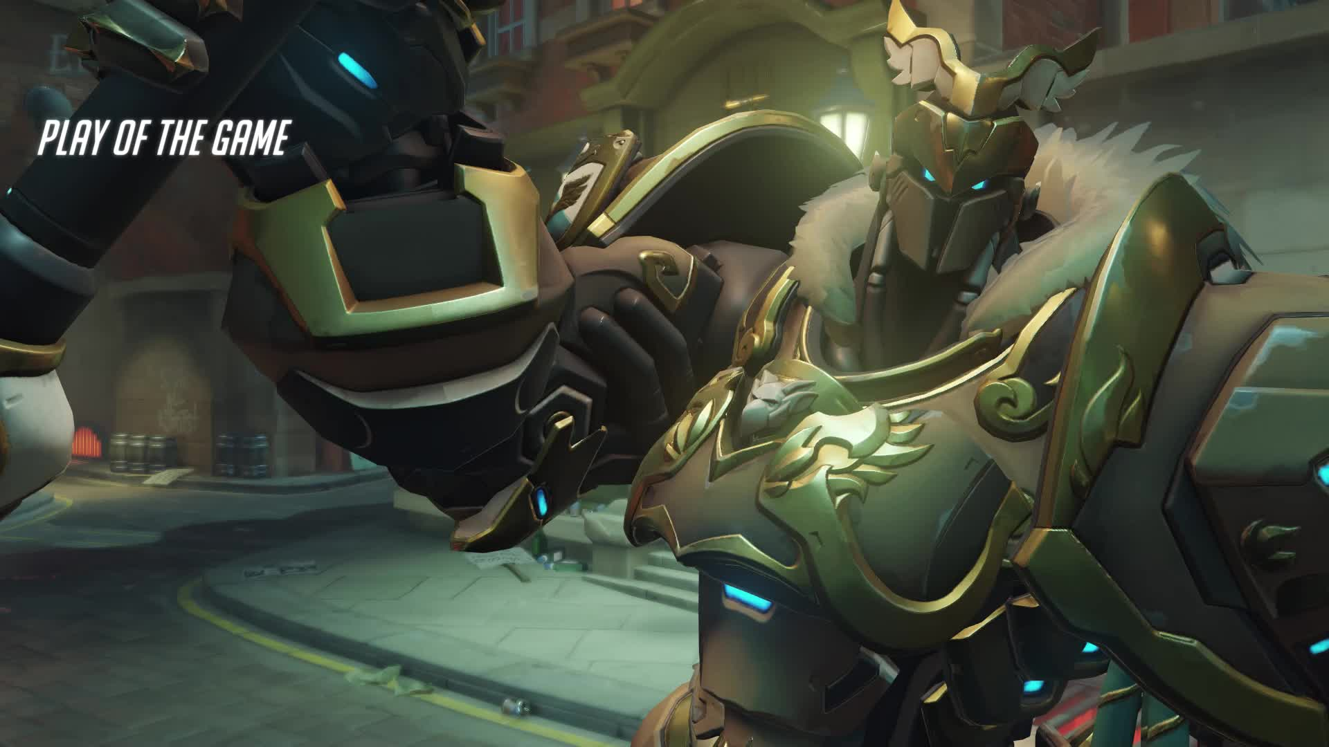 overwatch, potg, reinhardt, memes can be dreams GIFs