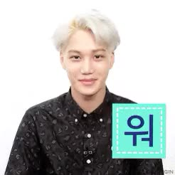 Watch this GIF on Gfycat. Discover more ask in a box, baek just started poking his cheeks but he didnt do the thing with his lips, baekhyun, chanyeol, computer was SUPER slow for some reason, exo, exo k, gifs, idk what suho's was, kai, kyungsoo, ot6k, ot6kgifs, sehun, suho GIFs on Gfycat
