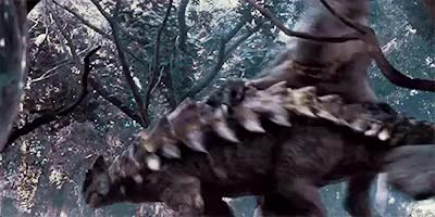 Watch and share Jurassic World GIFs and Indominus Rex GIFs on Gfycat