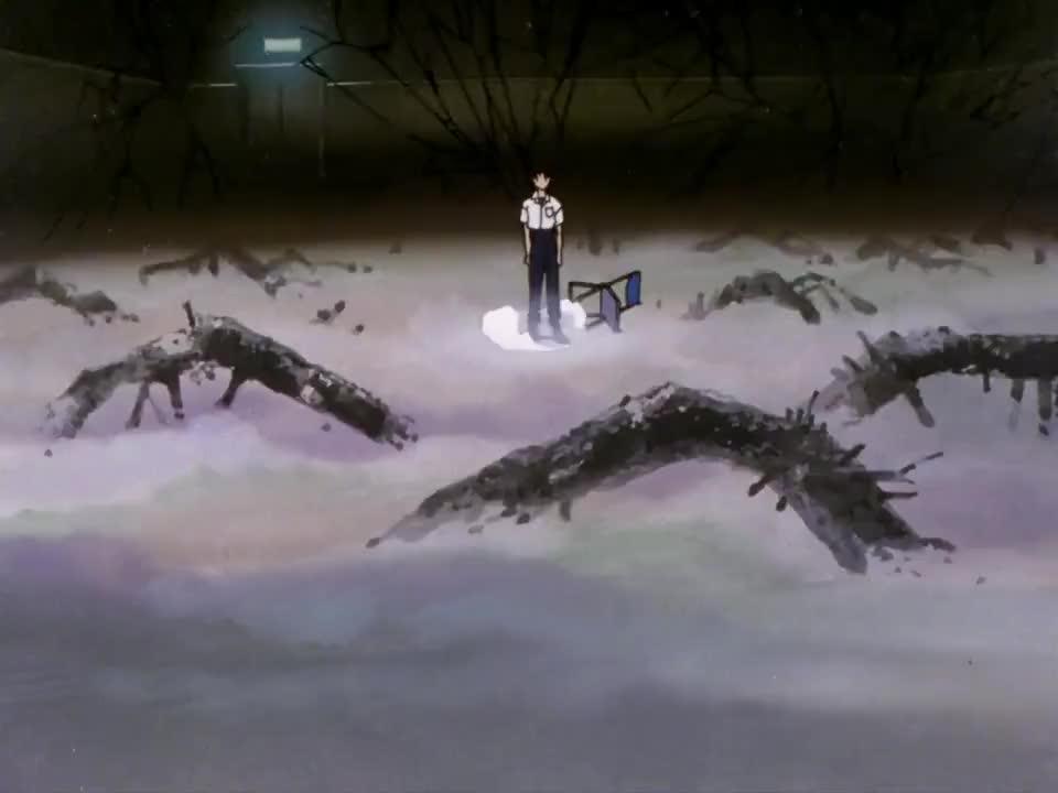 Eva, Evangelion, Shinji, omedetou, Omedetou - Evangelion GIFs