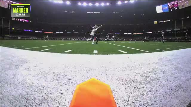 Watch and share Monday Night Football: Houston Texans At New Orleans Saints | ESPN | Clippit GIFs by Max Wasson on Gfycat