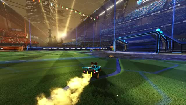 Watch and share Rocket League GIFs by axtc777 on Gfycat