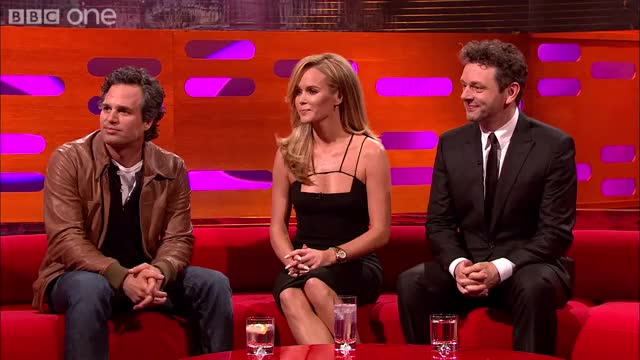 Watch and share Graham Norton GIFs and Michael Sheen GIFs on Gfycat