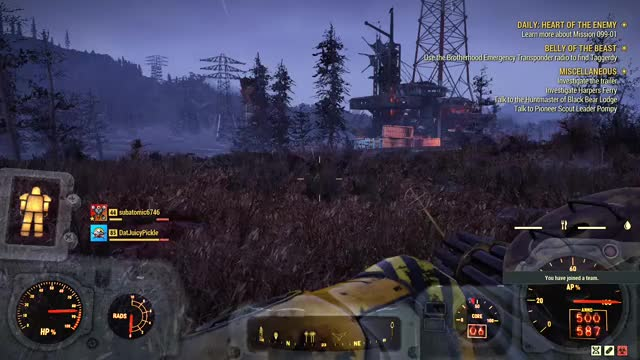Watch and share Fallout76 GIFs and Gamer Dvr GIFs by Gamer DVR on Gfycat