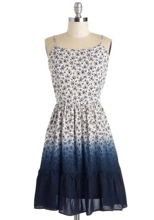 Watch Ombre of Sunshine Dress GIF on Gfycat. Discover more A-line Construction, Bridesmaid, Clothing, Dresses, ModCloth, Modest, Ombre, Polyester, Ruffled, Stretch, Summer, Sunday Best, Trending, Vintage, Zooey Deschanel, fashion GIFs on Gfycat