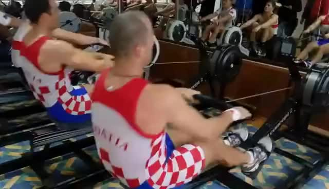 Watch Sinković brothers, 6000 m ERG, 2015. GIF on Gfycat. Discover more related GIFs on Gfycat