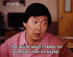 Watch and share Ken Jeong GIFs on Gfycat