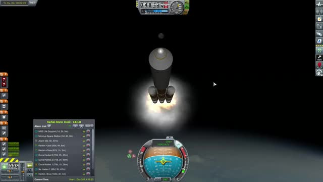Watch and share Spacegifs GIFs and Rockets GIFs by wattsits on Gfycat
