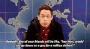 Watch Pete Davidson GIF on Gfycat. Discover more related GIFs on Gfycat
