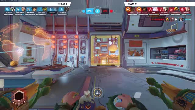 Watch and share Overwatch GIFs by antarios on Gfycat
