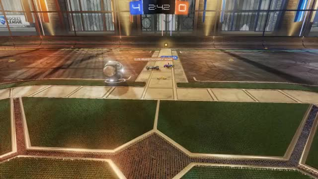 Watch and share Rocket League GIFs and Goal GIFs by adamthechao on Gfycat
