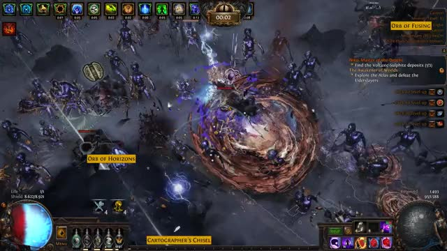 Watch and share Path Of Exile GIFs and Poe Delirium GIFs by SL1M on Gfycat