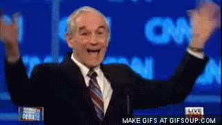 Watch and share Ron Paul GIFs on Gfycat