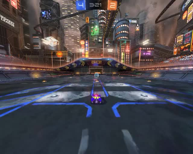 Watch and share Rocket League GIFs and Goal GIFs by dessel on Gfycat