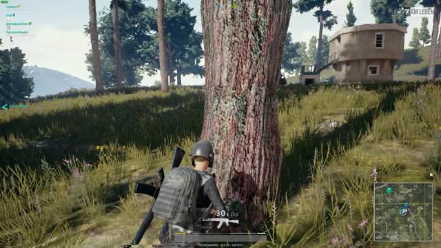 Watch and share PLAYERUNKNOWN'S BATTLEGROUNDS GIFs by lunixx on Gfycat