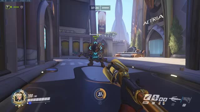 Watch and share Overwatch GIFs by ow_kappachino on Gfycat
