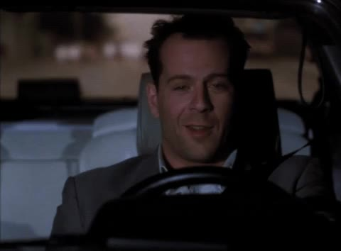 bruce willis, moonlighting, no, nod, sarcastic laugh, shake head, shaking my head, smh, unimpressed, Moonlighting - Unimpressed saracastic laugh GIFs