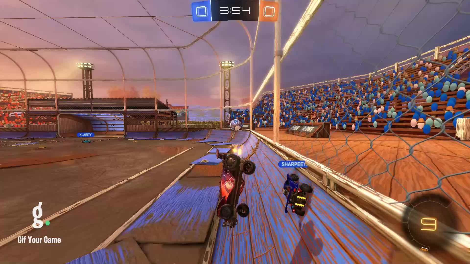 Gif Your Game, GifYourGame, Goal, Lemon, Rocket League, RocketLeague, Goal 1: Lemon GIFs