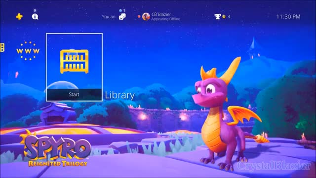 Watch Spyro Reignited Trilogy PS4 Preorder Theme + Dark Hollow Theme GIF on Gfycat. Discover more PS4, activision, crystalblazier, spyro GIFs on Gfycat