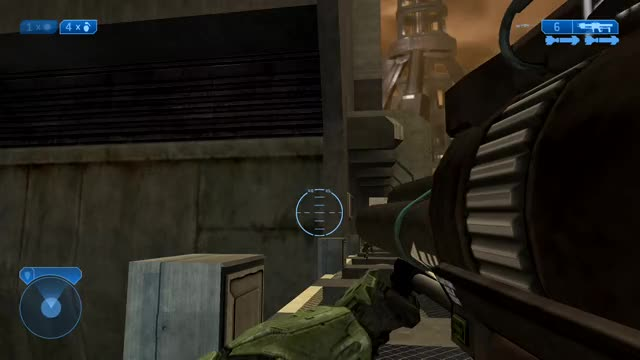 Watch and share MrAssau1t HaloTheMasterChiefCollection 20151021 16-54-01 GIFs by assau1t_meister on Gfycat