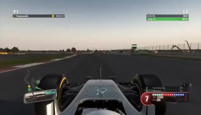 Watch F1 2016 Gameplay: ALL ASSISTS vs NO ASSISTS GIF on Gfycat. Discover more related GIFs on Gfycat