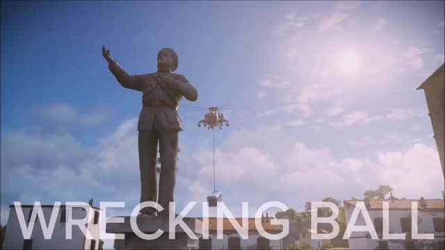 Watch Wrecking Ball GIF by @jc3 on Gfycat. Discover more JustCause3, bitchimabus, gaming GIFs on Gfycat