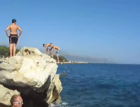 Watch Extreme Cliff Jumpers 2010 GIF on Gfycat. Discover more related GIFs on Gfycat