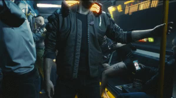 Watch cyberpunk 3 GIF on Gfycat. Discover more related GIFs on Gfycat