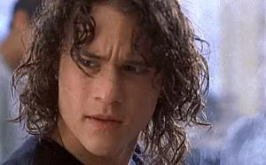 Watch this heath ledger GIF on Gfycat. Discover more 10 things i hate about you, gifs by me, heath ledger, heath ledger gifs, patrick verona GIFs on Gfycat