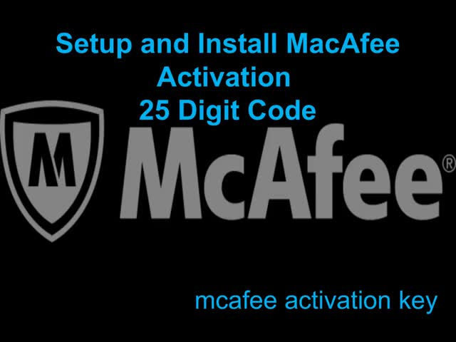 Watch and share Setup And Install MacAfee Activation 25 Digit Code GIFs by mcafee.com/activate on Gfycat