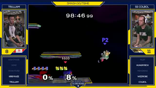 Watch TBH6 SSBM Crews - Florida Vs. Canada - Smash Melee Quarter Finals GIF on Gfycat. Discover more vgbc, vgbootcamp, video GIFs on Gfycat