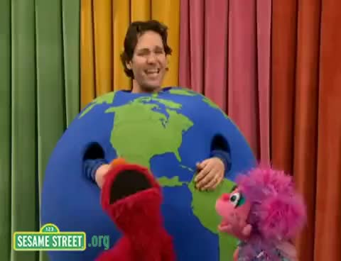 Watch this paul rudd GIF on Gfycat. Discover more Paul, Rudd, Sesame, Street, paul, paul rudd, rudd, sesame, street GIFs on Gfycat