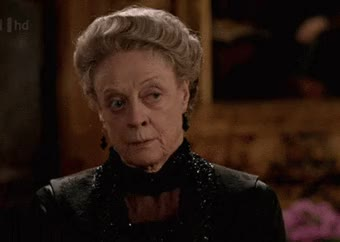 Watch and share Maggie Smith GIFs and Feelingold GIFs by Reactions on Gfycat