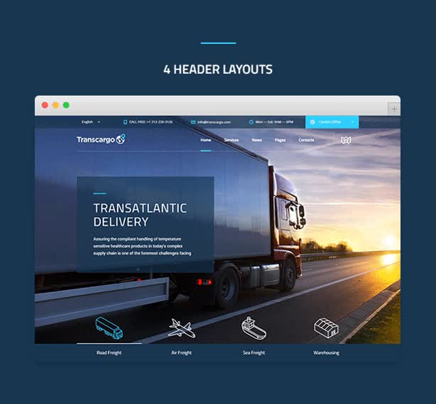 Watch and share Transcargo – Transportation WordPress Theme, Logistics WordPress Theme, Shipping Company WordPress Theme, Delivery Company WordPress Theme. GIFs on Gfycat