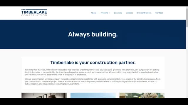 Watch and share Timberlake Construction GIFs on Gfycat