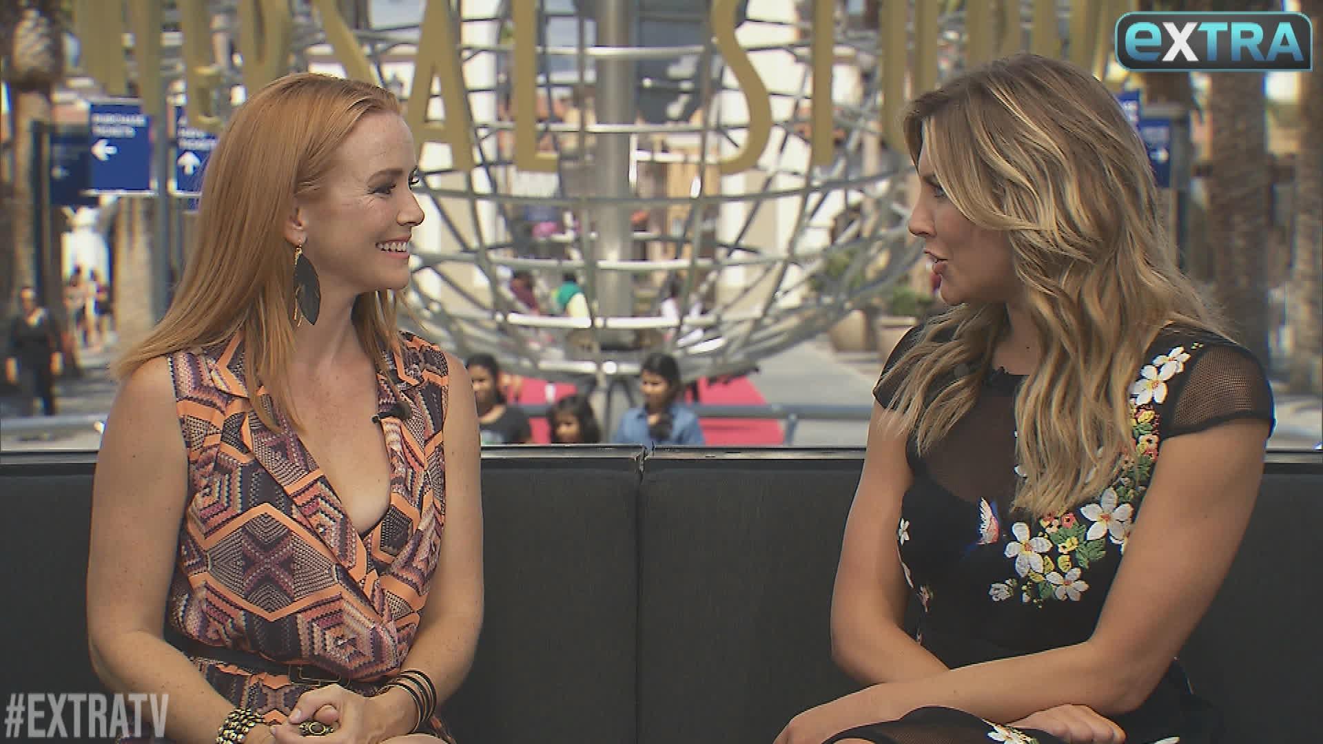 Annie Wersching Talks New Thriller, 'The Other Mother' GIFs